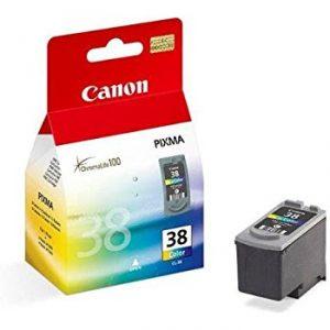 Canon CL 38 barvna kartuša ORIGINAL 9ml