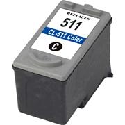 Canon CL 511 barvna kompatibilna kartuša 9 ml