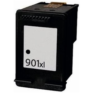 HP 901 XL BK CC654AE kompatibilna kartuša 18ml