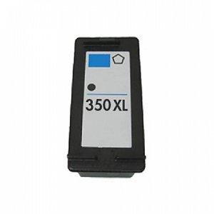 HP CB336 nr.350XL črna kompatibilna kartuša 25 ml