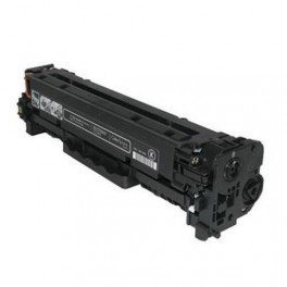HP CC530A CE410X CF380X BK črna kompatibilen toner BK