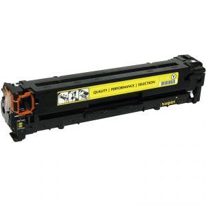HP CC530A CE410X CF380X BK črna kompatibilen toner Y