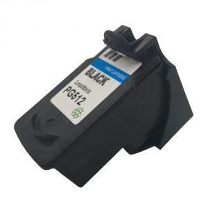 PG 512 črna kompatibilna kartuša 15 ml večja polnitev