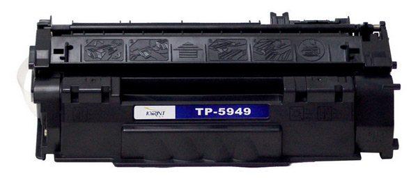 Q5949A čren kompatibilen toner za HP 2.500 strani