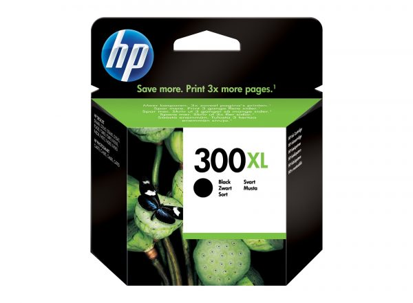 HP CC641EE 300 XL BK 12 ml kompatibilna kartuša 12 ml