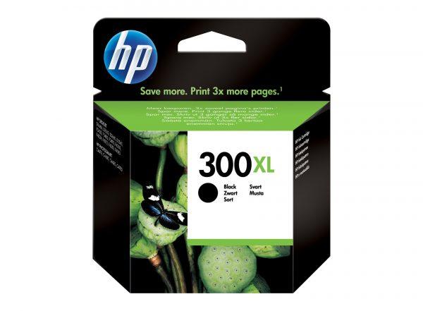 HP CC641EE 300 XL BK 12 ml kompatibilna kartuša 12 ml