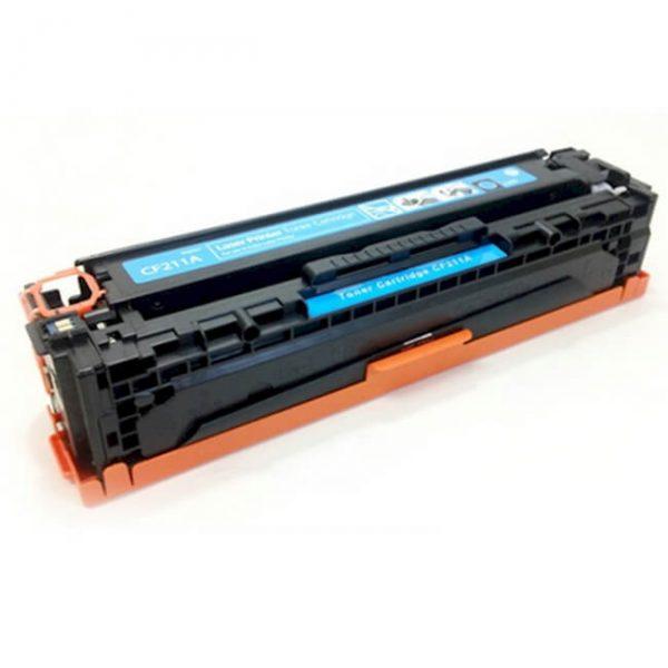 0019835 toner za hp cf211a 131a modra kompatibilen