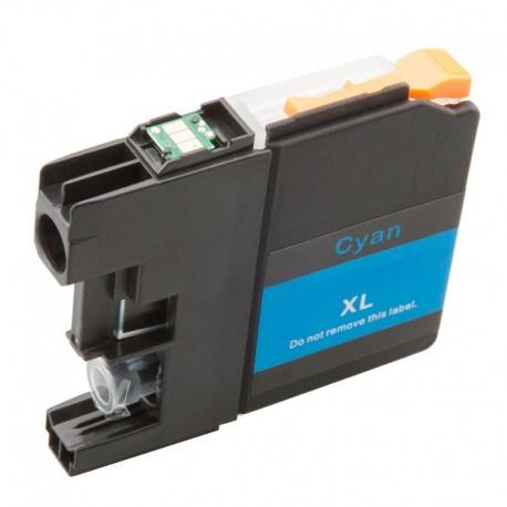 cartridge brother lc 525xlc lc 525c lc 525 modra cyan kompatibilni inkoustova napln cartridge