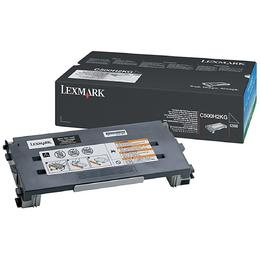 small ae775 Lexmark Lexmark C500H2KG OEM C500n Lexmark C500H2KG Original Black Toner Cartridge for C500 X500 X502 Series High Yield
