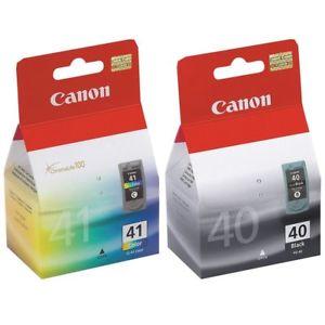 Canon PG510 Black CL511 Colour Ink Cartridge 1