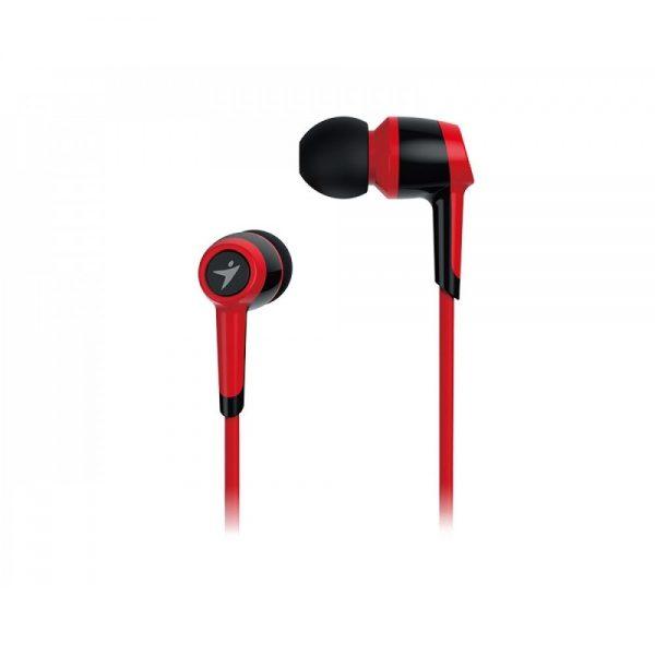 Genius HS M225 2.0 Red mobilne slušalke z mikrofonom