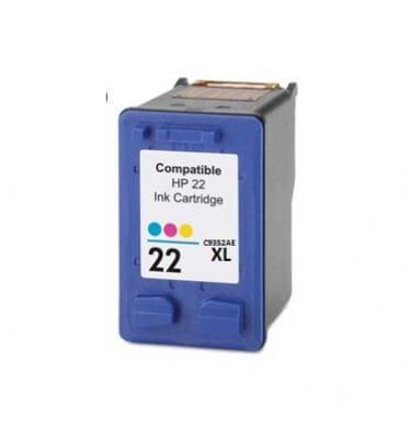 HP C9352AE nr. 22 xl