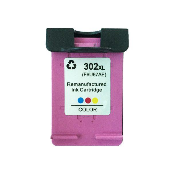 HP F6U67AE nr.302 XL color kompatiblna kartuša za 330 strani