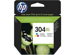 HP 304 XL CMY