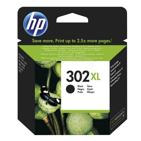 HP F6U68AE nr.302 XL black originalna kartusa za 480 strani 1